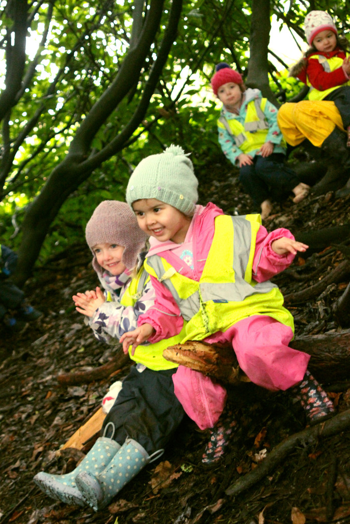 Forest school - main pic